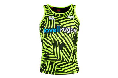 Canterbury Ospreys 2018 Players Rugby Training Singlet