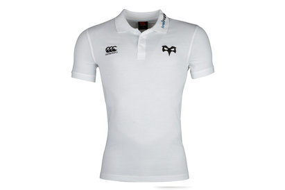 Canterbury Ospreys 2017/19 Players Rugby Training Polo Shirt