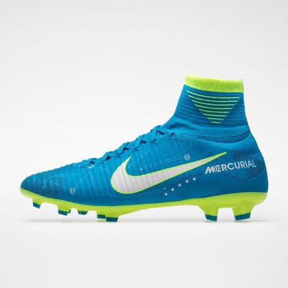 Nike Mercurial Superfly V D-Fit Neymar Kids FG Football Boots