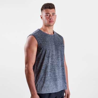 adidas New Zealand All Blacks 2018 Players Gradient Fade Training Singlet