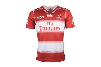Canterbury Lions 2018 Home S/S Super Rugby Replica Shirt
