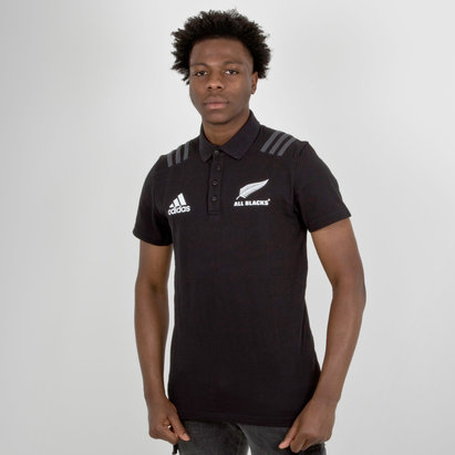 adidas New Zealand All Blacks 2018 Polo Shirt