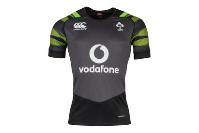 Canterbury Ireland IRFU 2017/18 Players S/S Rugby Training Shirt