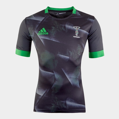 adidas Harlequins 2020/21 Players Authentic Training Shirt