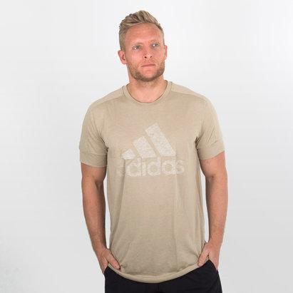 adidas ID Big Logo S/S T-Shirt