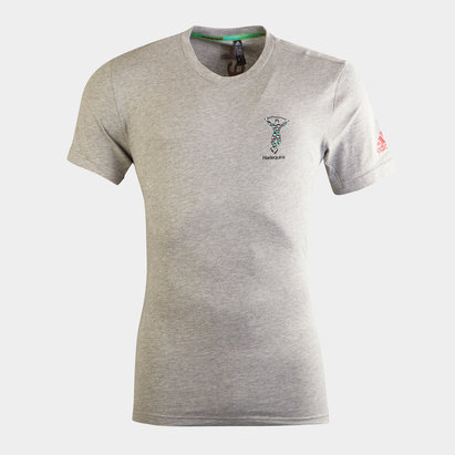 adidas Harlequins 2020/21 Players Cotton T-Shirt