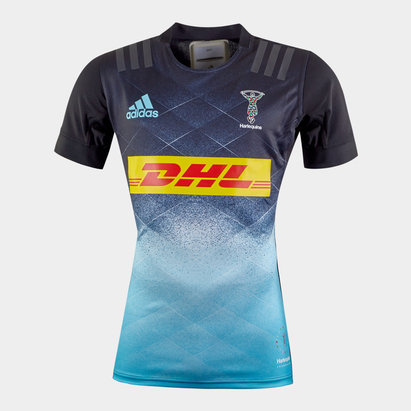 adidas Harlequins 2020/21 Third Authentic S/S Shirt