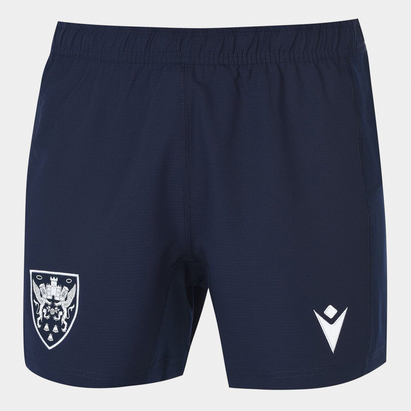 Macron Saints Training Shorts Mens