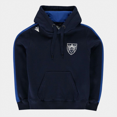 Macron Saints Hoodie Junior Boys