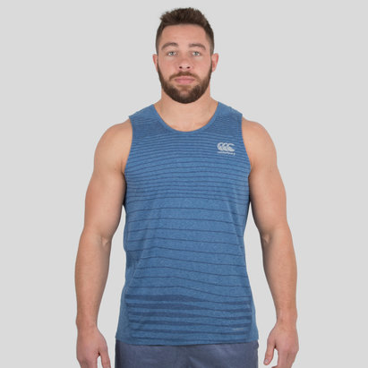Canterbury Vapodri Performance Cotton Training Singlet