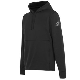adidas Workout Climalite Over the Head Hooded Sweat