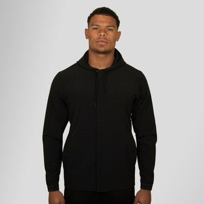 adidas Workout Woven Climalite Full Zip Jacket