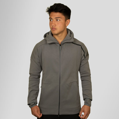 adidas ZNE 2 Full Zip Hooded Training Sweat
