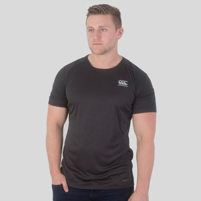 Canterbury Vapodri+ Superlight Small Logo Training T-Shirt