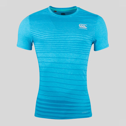 Canterbury Vapodri+ Performance Cotton Training T-Shirt