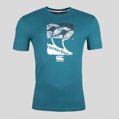 Canterbury Vapodri Graphic T-Shirt