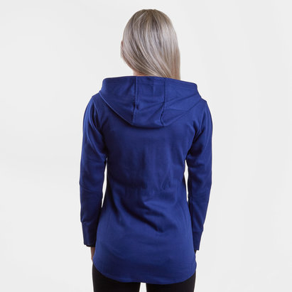 Canterbury Vaposhield Ladies Full Zip Hooded Sweat