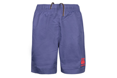 Canterbury Vapodri Kids Woven Run Shorts