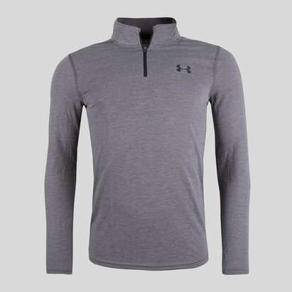 Under Armour Threadborne Fitted 1/4 Zip L/S Training Top