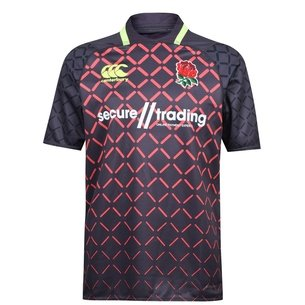 Canterbury England 2019/20 Alternate 7s Pro Shirt Mens