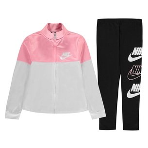 Nike Poly Tracksuit Infant Girls
