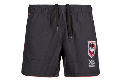 X Blades St George Illawarra Dragons NRL 2018 Rugby Training Shorts