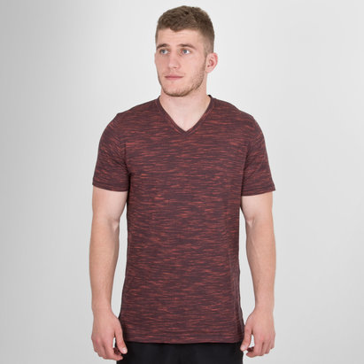 Under Armour Sportstyle Core V Neck S/ S T-Shirt