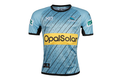 X Blades Cronulla Sharks NRL 2018 Rugby Training T-Shirt