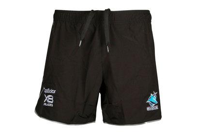 X Blades Cronulla Sharks NRL 2018 Rugby Training Shorts