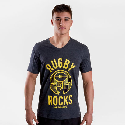 Rugby Division Liverpool Graphic Rugby T-Shirt