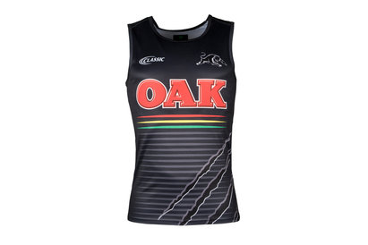 Classic Sportswear Penrith Panthers 2018 NRL Players Rugby Training Singlet
