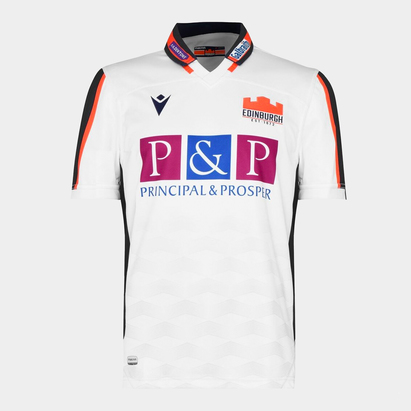 Macron Edinburgh Alternate Shirt 2020 2021 Mens