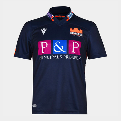 Macron Edinburgh Home Jersey