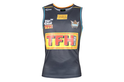 Classic Sportswear Gold Coast Titans 2018 NRL Players Rugby Training Singlet