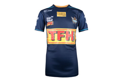 Classic Sportswear Gold Coast Titans 2018 NRL Kids Rugby Training T-Shirt