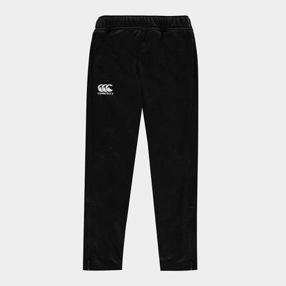 Canterbury Polo Knit Jogging Pants Junior Boys
