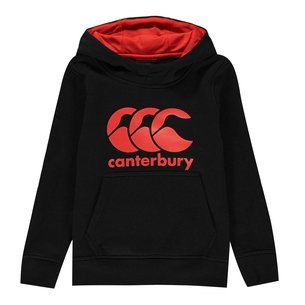 Canterbury OTH Logo Hoodie Junior Boys