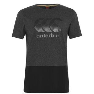 Canterbury Logo T-Shirt Mens