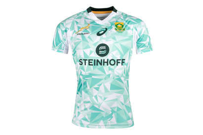 Asics South Africa BlitzBokke 7s 2017/18 Alternate Supporters S/S Rugby Shirt