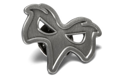 Ospreys Rugby Pin Badge