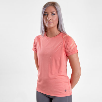Asics Icon Ladies S/S Training Top