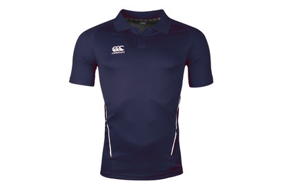 Canterbury Team Dry Rugby Polo Shirt