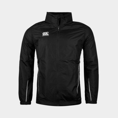 Canterbury Team Full Zip Rain Jacket - Senior