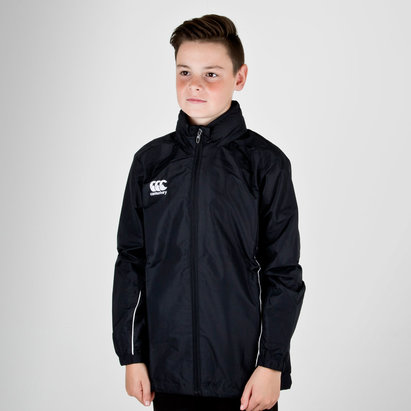 Canterbury Team Full Zip Kids Rugby Jacket