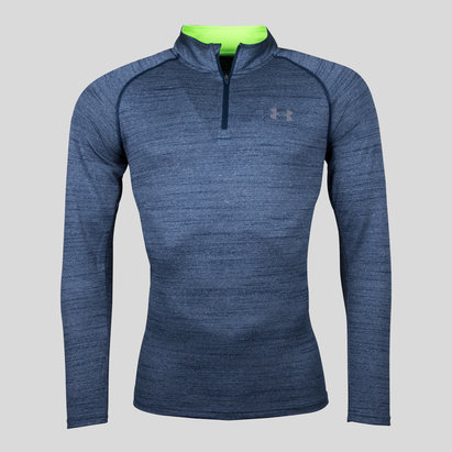 Under Armour HeatGear Tech 1/4 Zip L/S Shirt