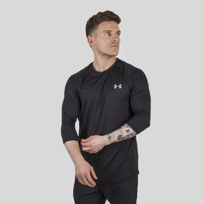 Under Armour Tech Power Sleeve S/S Training T-Shirt