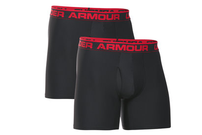 Under Armour UA Original Series Boxerjock 2 Pack