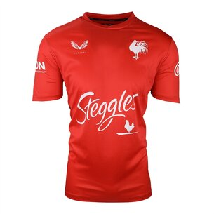 Castore Sydney Roosters 2021 Training T-Shirt Mens