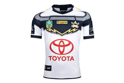 ISC North Queensland Cowboys NRL 2018 Alternate S/S Rugby Shirt