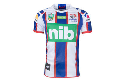 ISC Newcastle Knights NRL 2018 Alternate S/S Rugby Shirt
